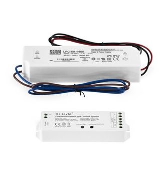 Purpl MiLight LED Paneel controller + dimbare driver