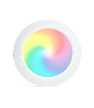 Milight LED Downlight RGB+CCT Inbouw Rond 12W