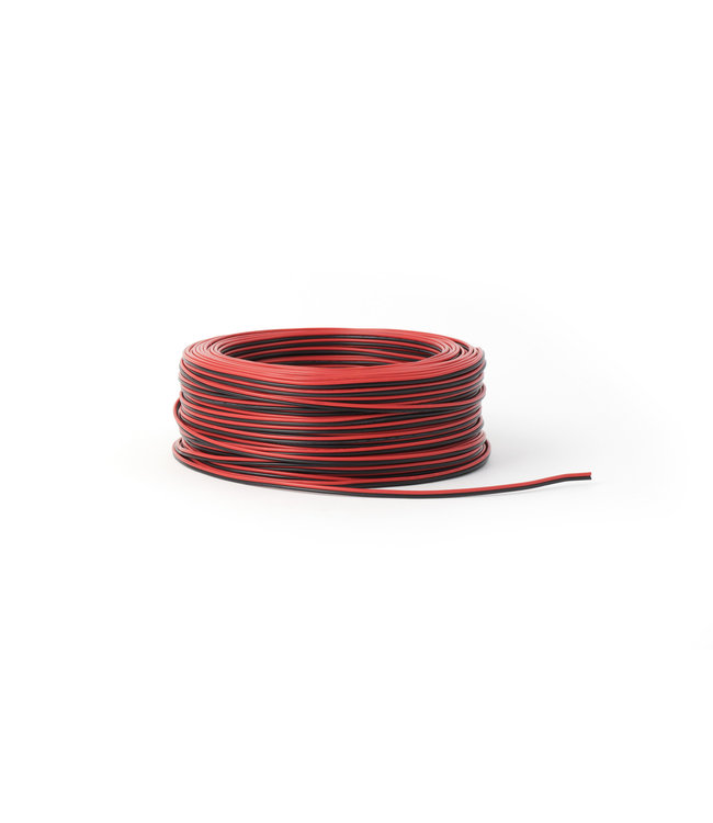 Purpl Verlengkabel 2-aderig | Per 1 of 50m | Voor enkelkleurige LED Strips