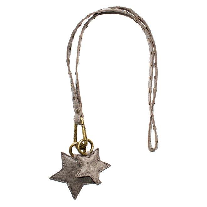 Keycord M Studs sleutelkoord, grijs