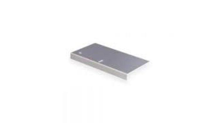 Aluminium koppelstuk 45x45