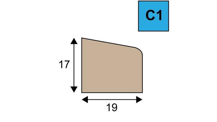 Glaslat C1