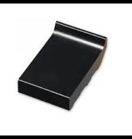 Raamdorpelsteen zwart