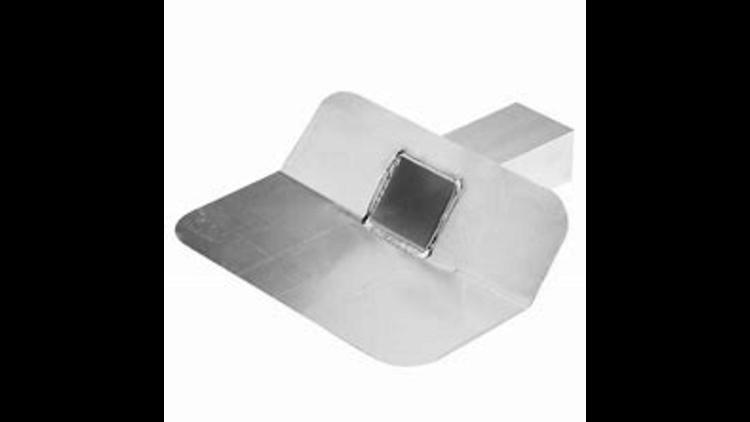 Aluminium Kiezelbak 45 gr