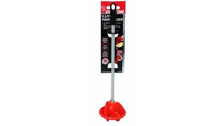 Dekton Snel mixer, 30cm, Anti Spat