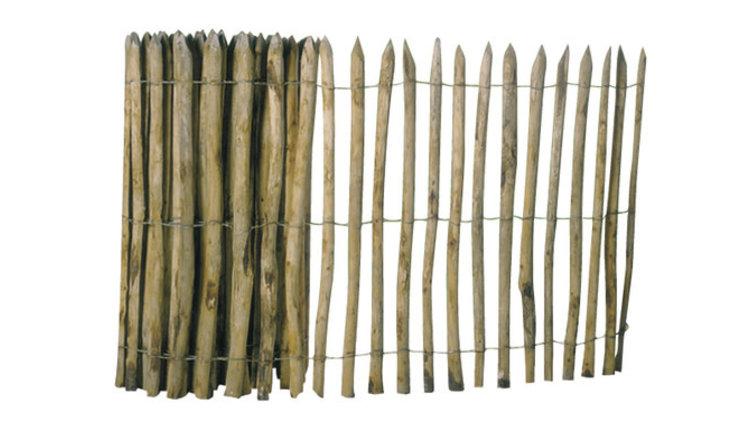 Schapenhek Kastanje hout