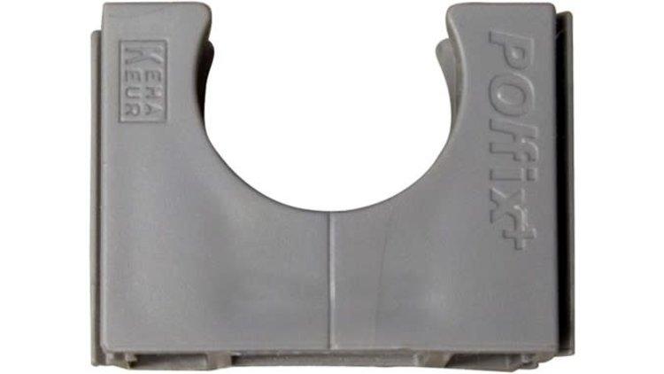 Polfix slagvast grijs