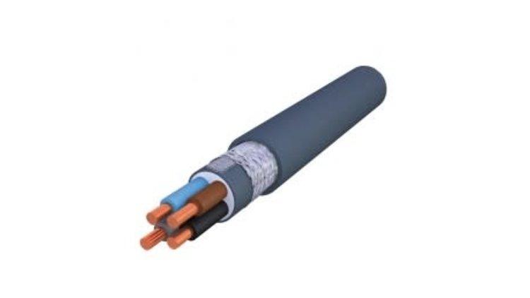Kabel VO-YMvKas/ 1000mb- d -gy