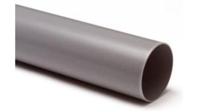 PVC HWA buis lengte 4 mtr