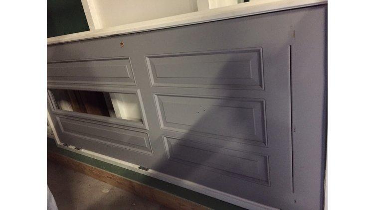 Voordeur 5 Panelen