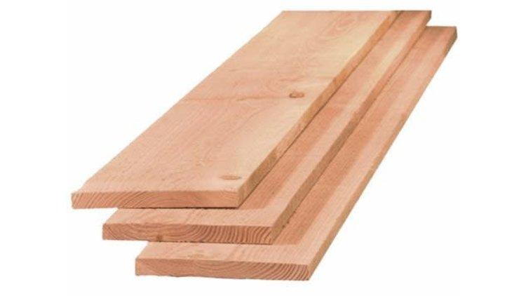Douglas Plank  (Red Class) 22 x 200