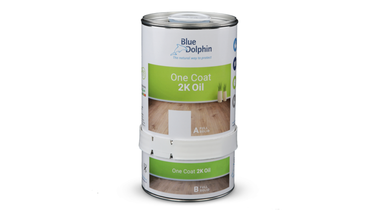 Blue Dolphin One Coat 2K 1L