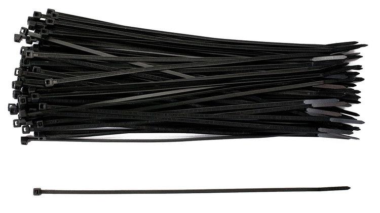 Kabelbinders Tyrips Zwart 3.6X292Mm Voor Rond 85Mm