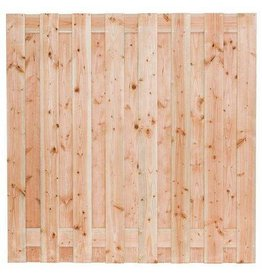 Tuinscherm Zillertal 180 x 180 cm