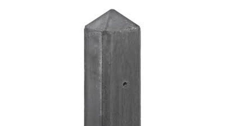 Hout- betonsysteem AMSTEL arbo goedgekeurd Antraciet