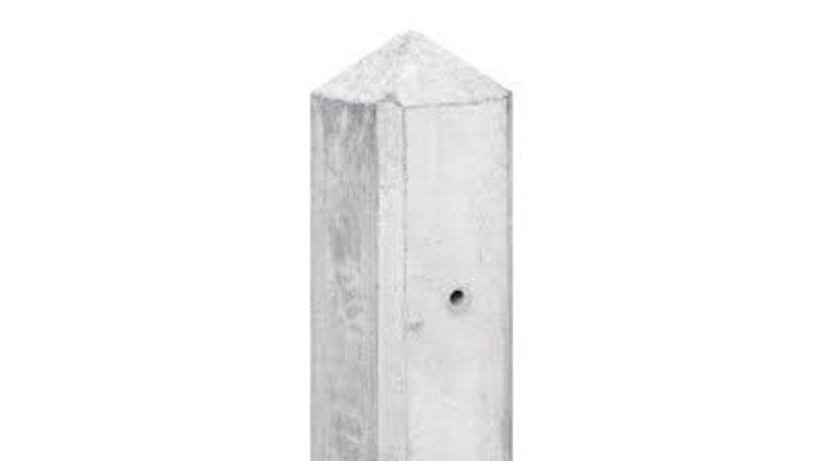 Hout- betonsysteem GEUL  Wit/Grijs