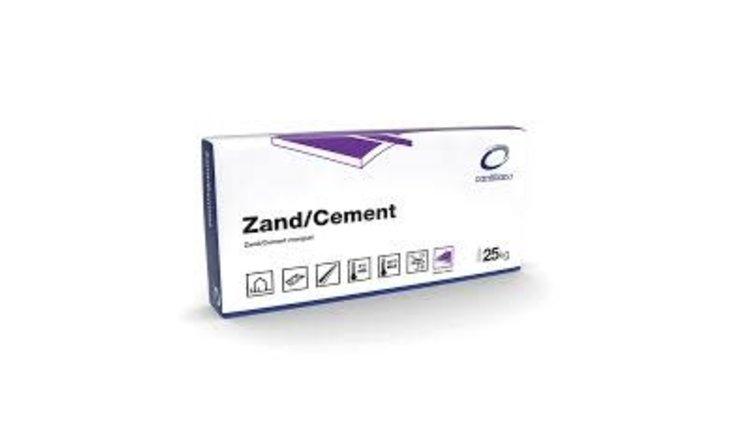 Zandcement mortel ct-c12/F2 25 kg