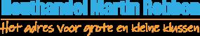 Houthandel Martin Robben - het adres voor de grote en kleine klus