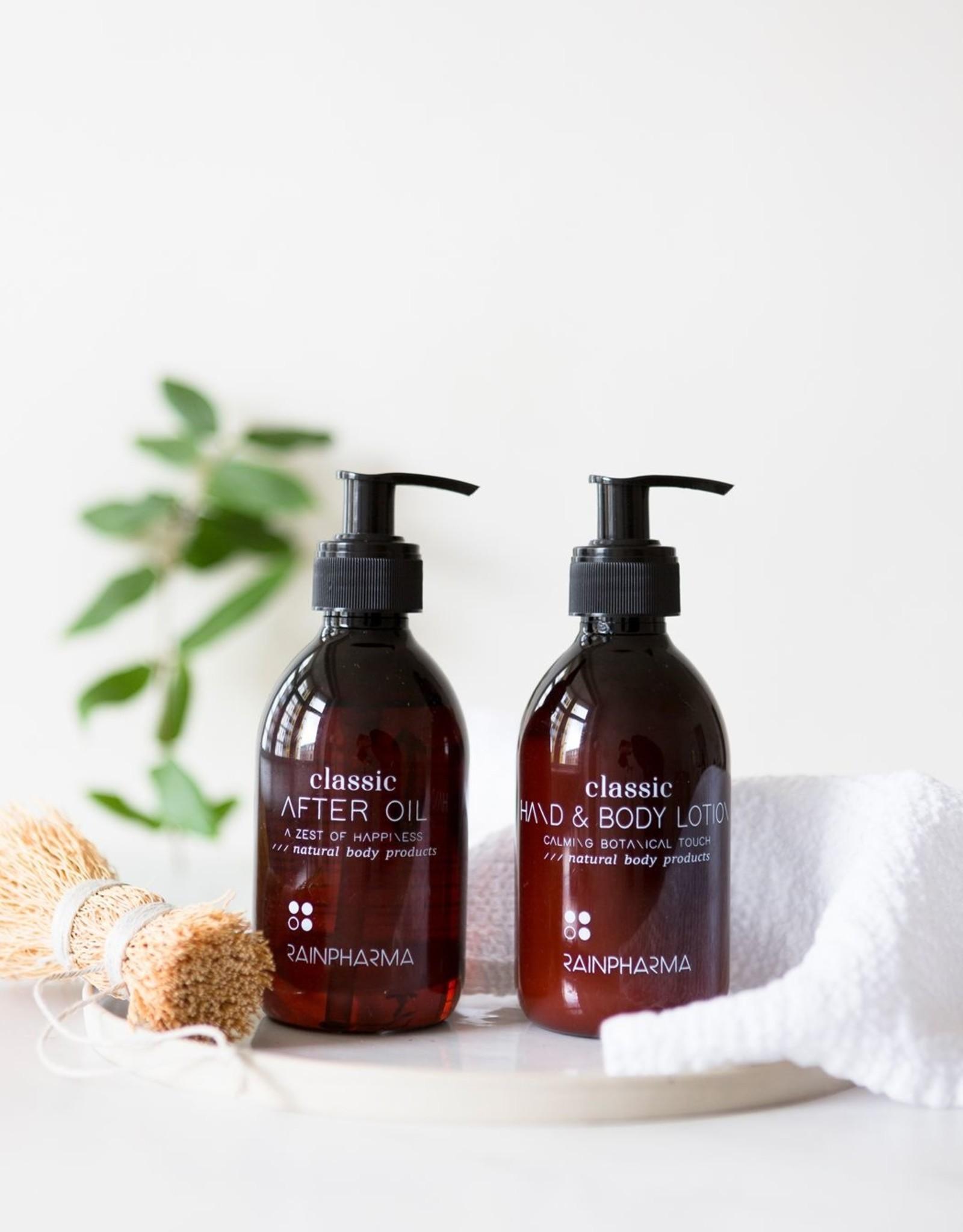 RainPharma Classic Hand & Body Lotion - Calming Botanical Touch 250ml - Rainpharma