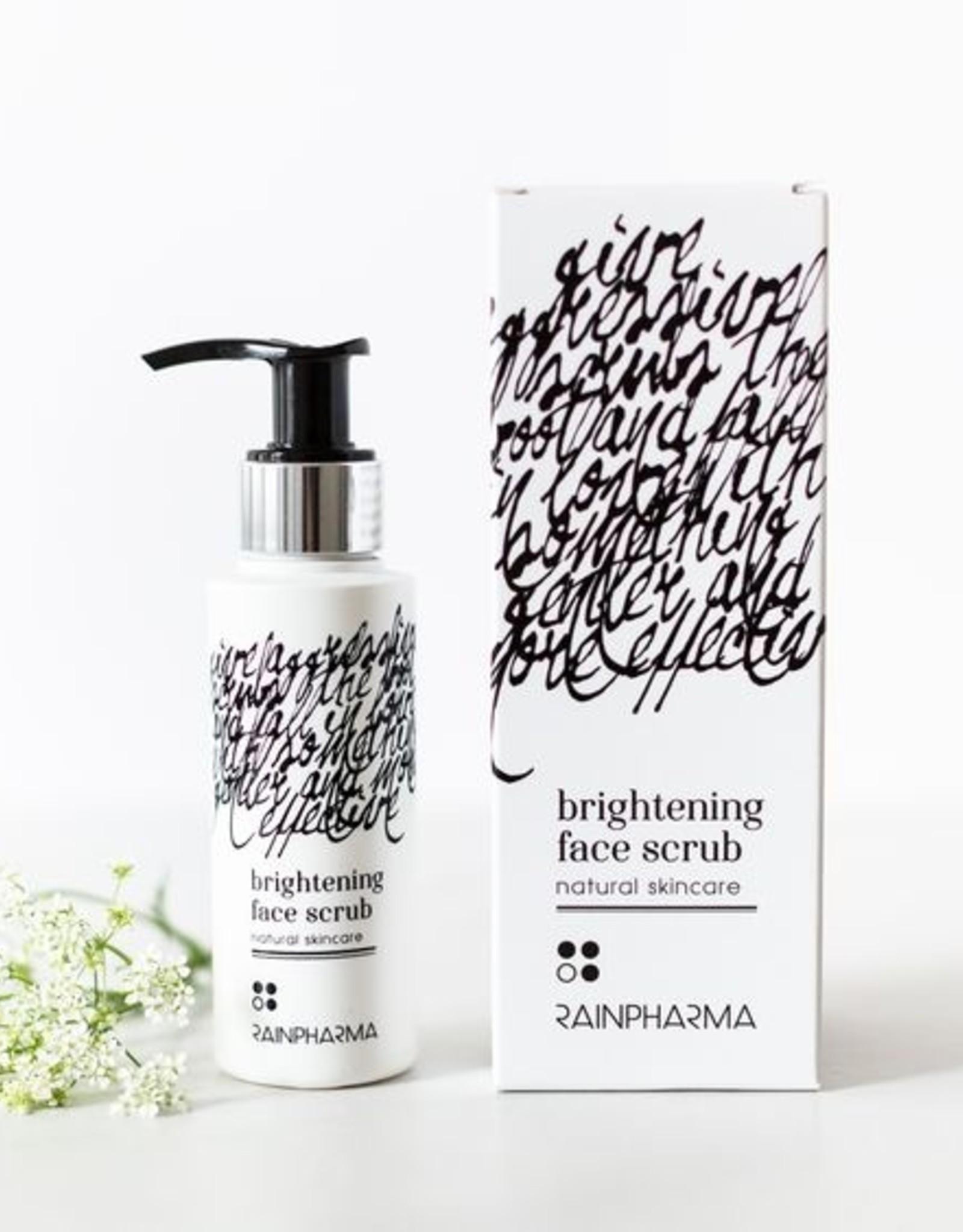 RainPharma Brightening Face Scrub 100ml - Rainpharma