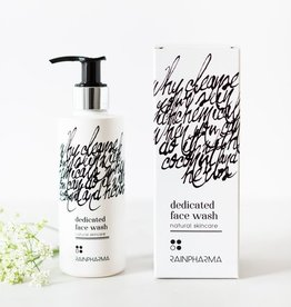 RainPharma Dedicated Face Wash 200ml - Rainpharma