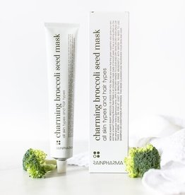 RainPharma Charming Broccoli Seed Mask 100ml - Rainpharma
