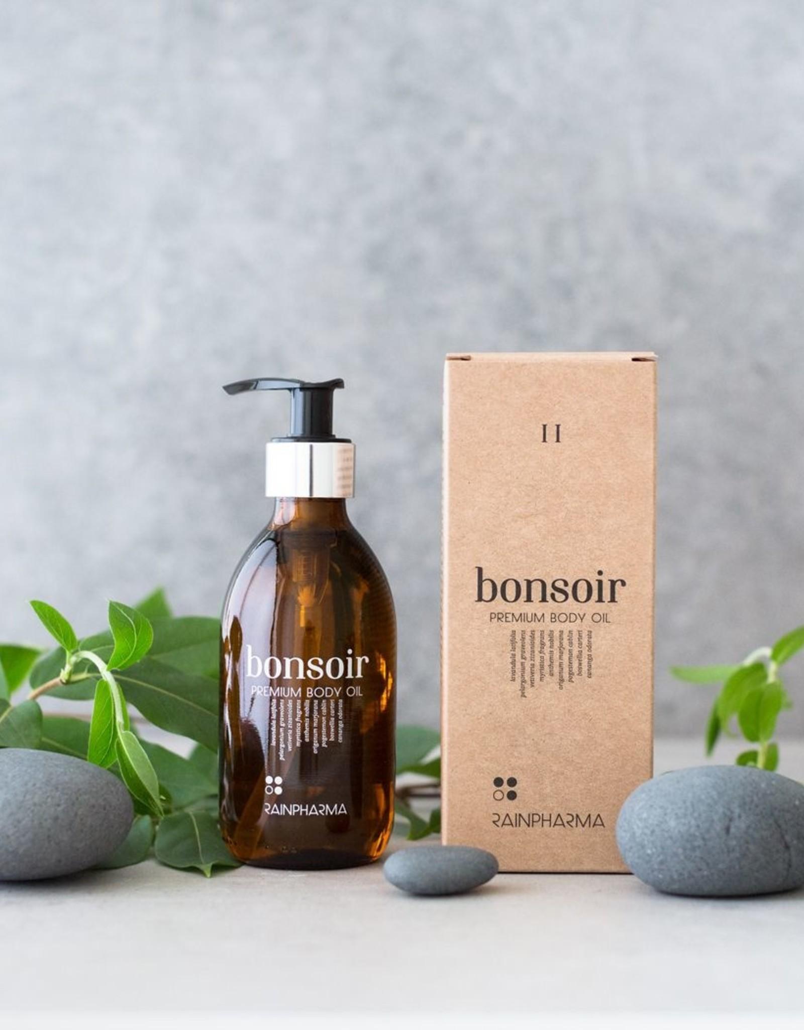 RainPharma Bonsoir Premium Body Oil 250ml - Rainpharma