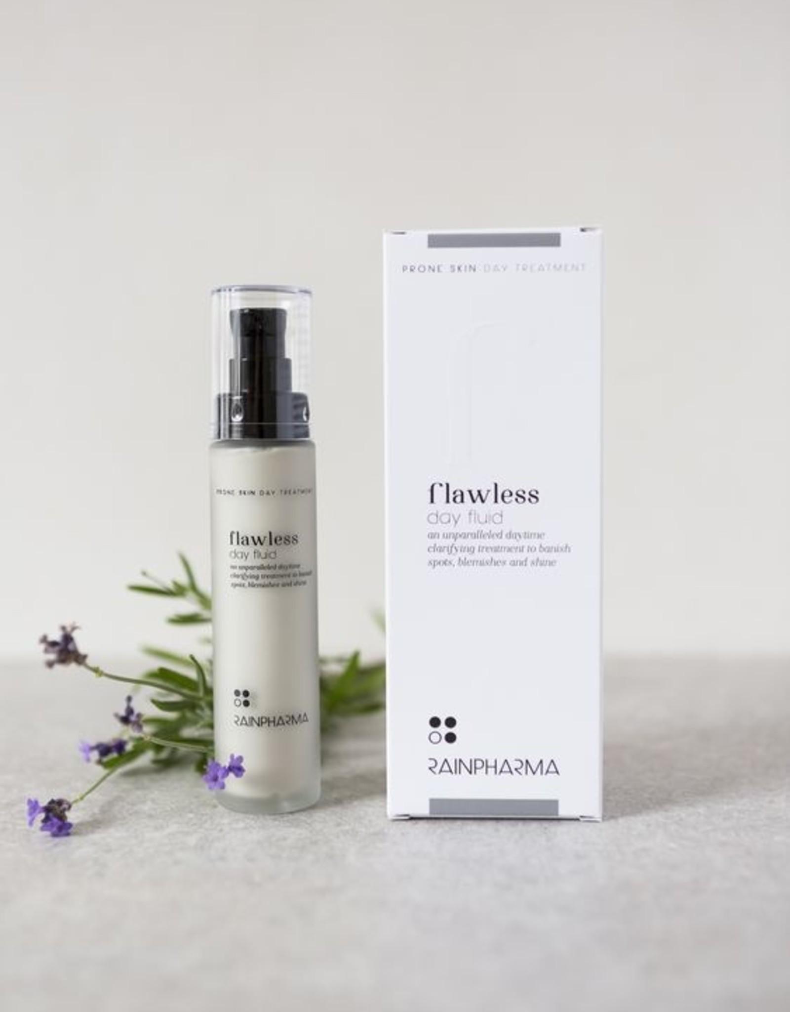 RainPharma Flawless Day Fluid 50ml - Rainpharma