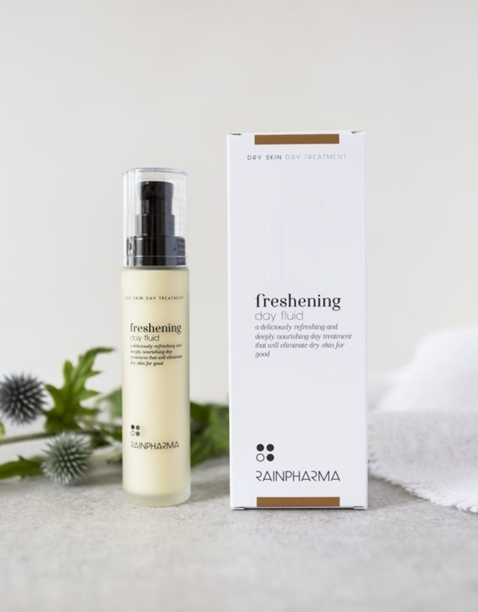 RainPharma Freshening Day Fluid 50ml - Rainpharma