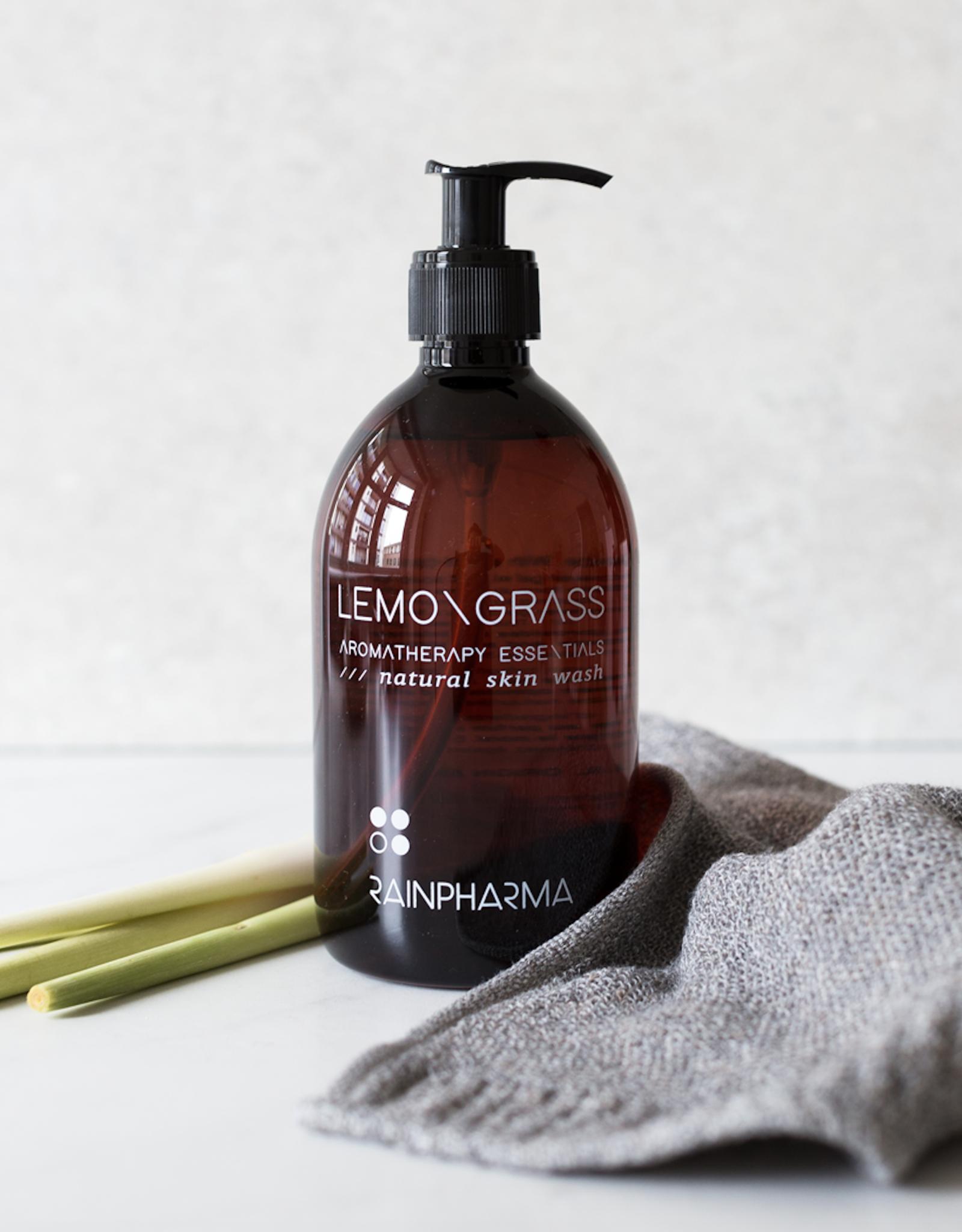 RainPharma Rainpharma - Skin Wash Lemongrass 500ml