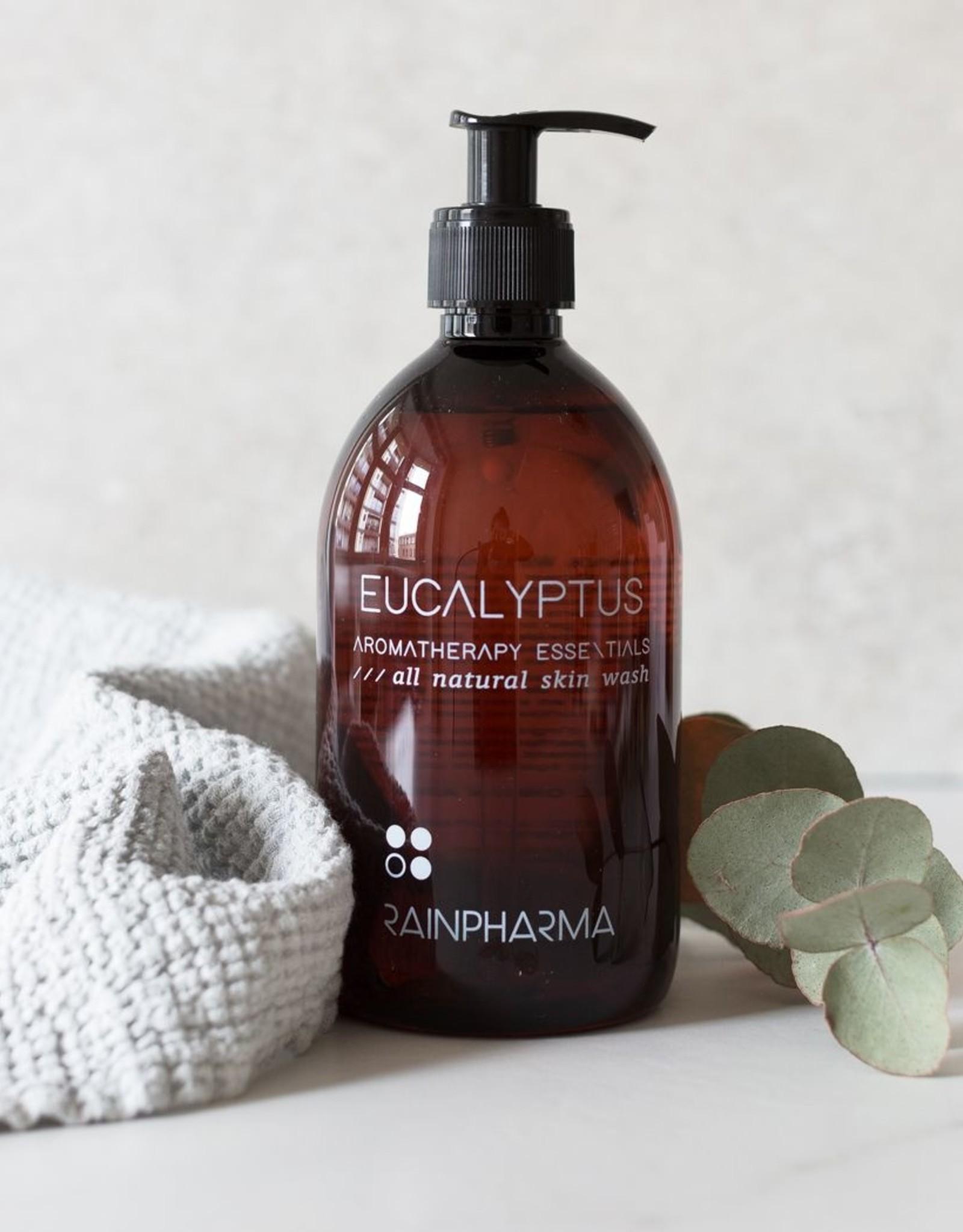 RainPharma Skin Wash Eucalyptus 500ml - Rainpharma