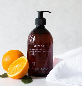 RainPharma Skin Wash Orange 500ml - Rainpharma