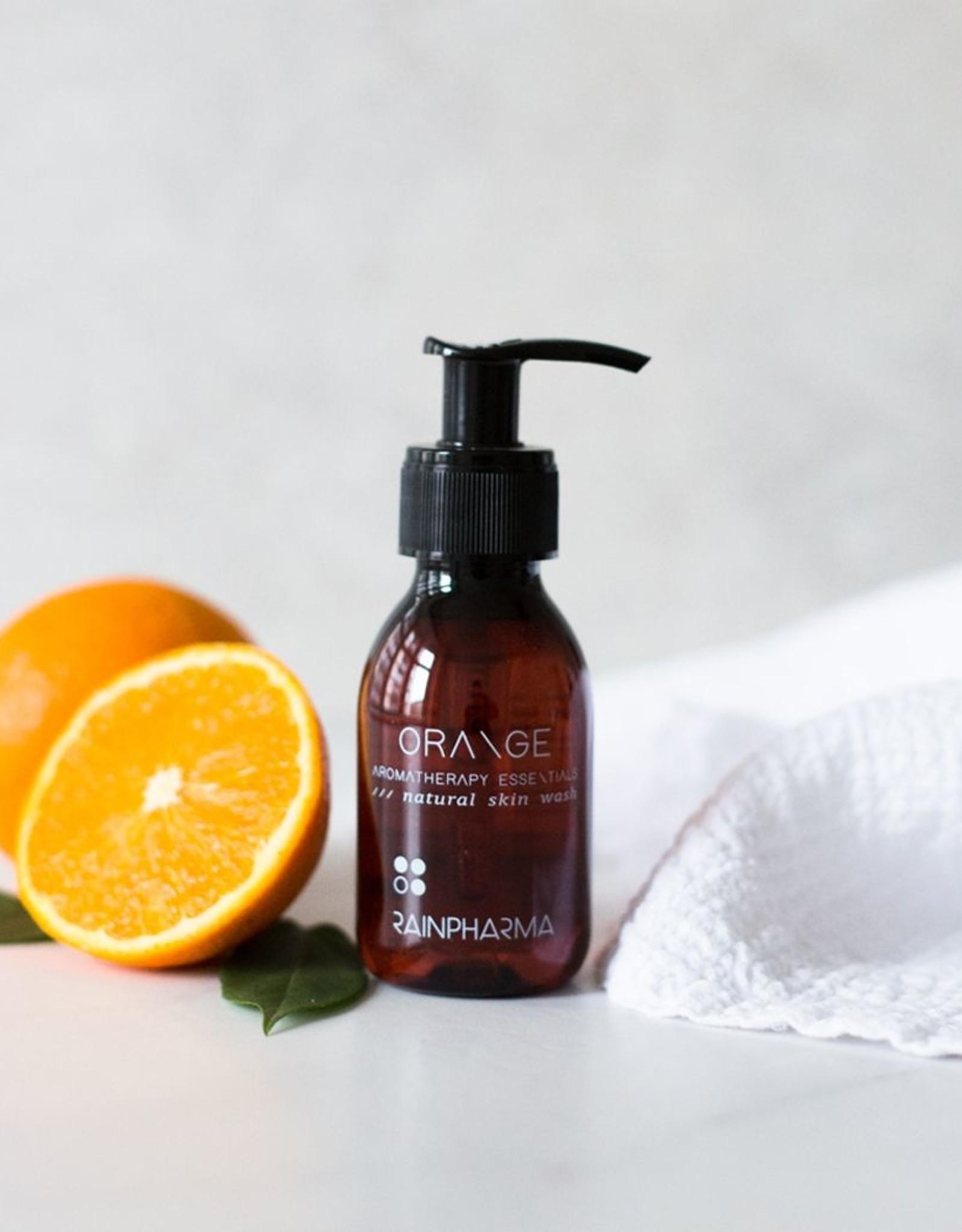 RainPharma Skin Wash Orange 100ml - Rainpharma