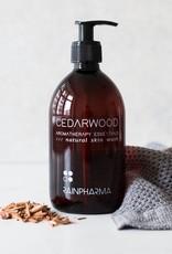 RainPharma Rainpharma - Skin Wash Cedarwood 500ml