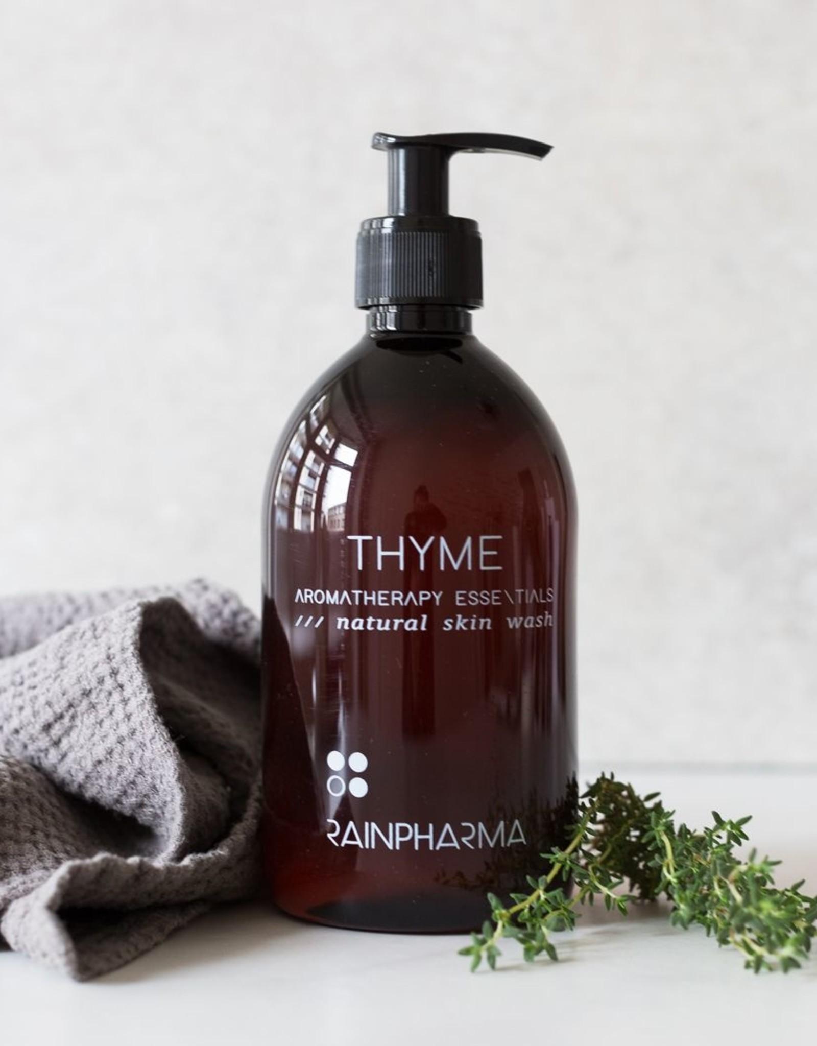 RainPharma Rainpharma - Skin Wash Thyme 500ml