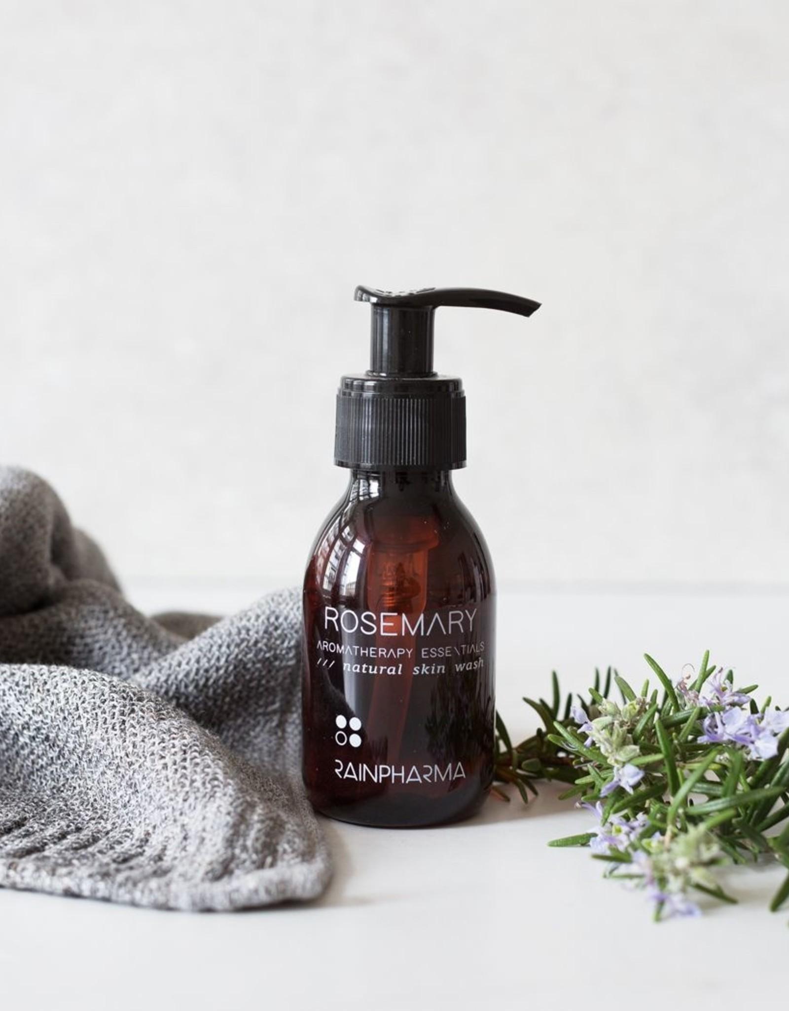 RainPharma Skin Wash Rosemary 100ml - Rainpharma