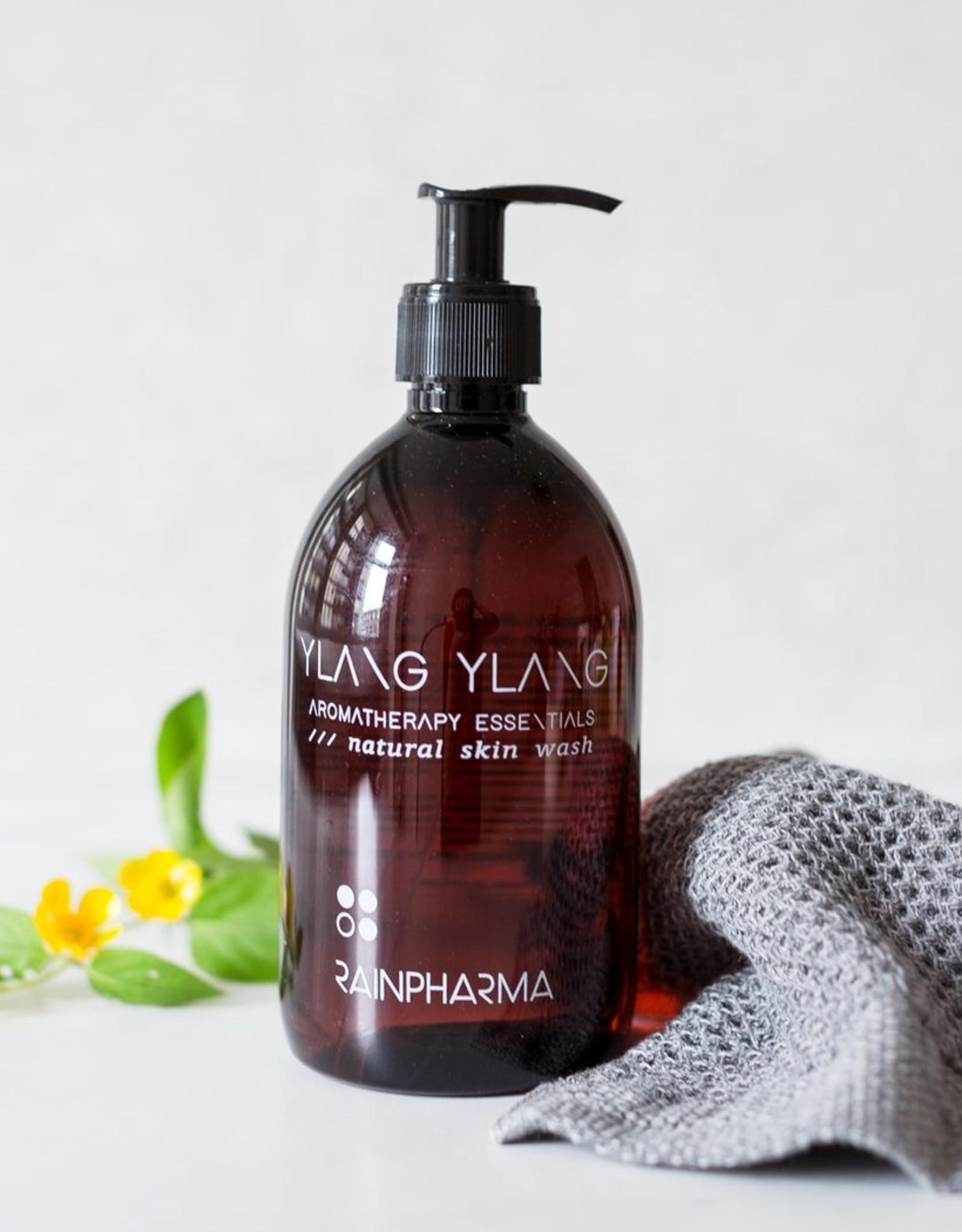 RainPharma Skin Wash Ylang Ylang 500ml - Rainpharma