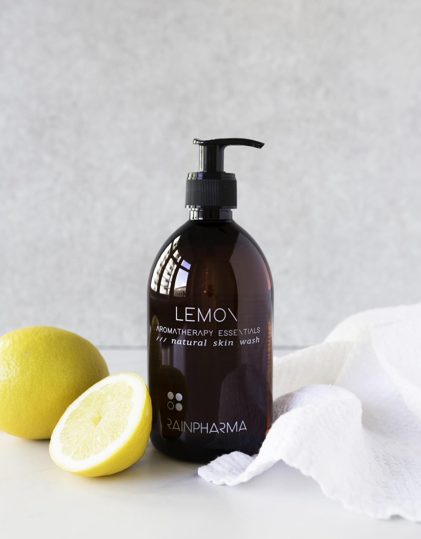 RainPharma Rainpharma - Skin Wash Lemon 500ml