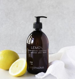 RainPharma Skin Wash Lemon 500ml - Rainpharma