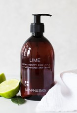 RainPharma Rainpharma - Skin Wash Lime 500ml