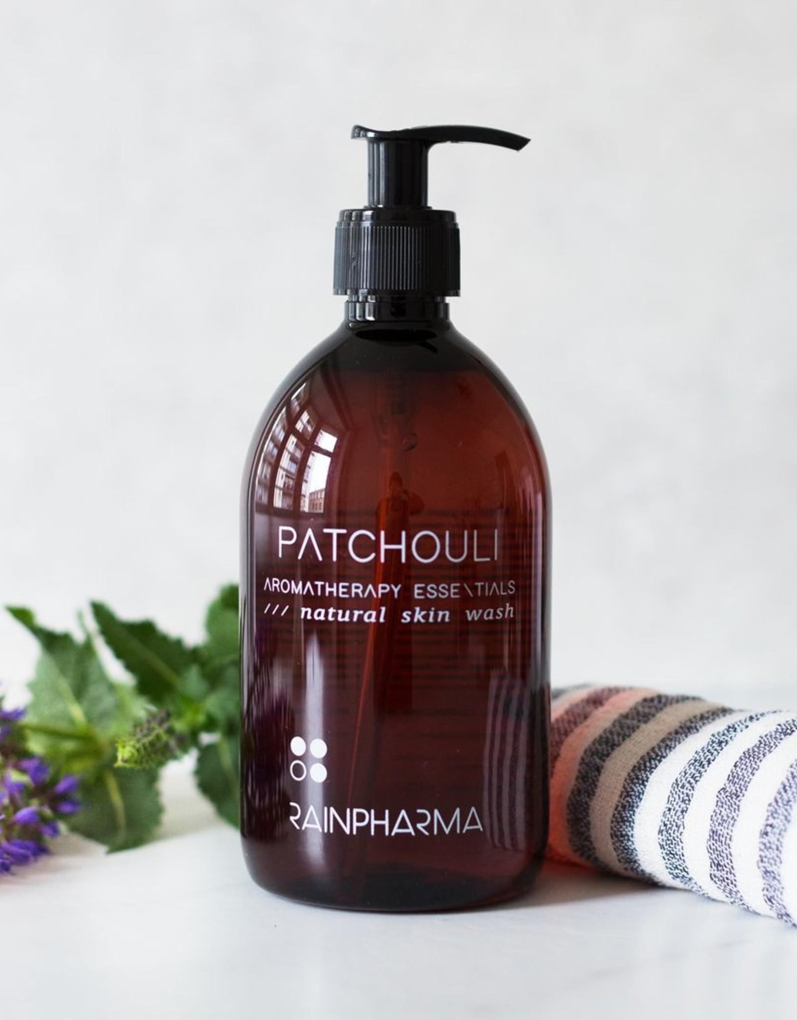RainPharma Skin Wash Patchouli 500ml - Rainpharma