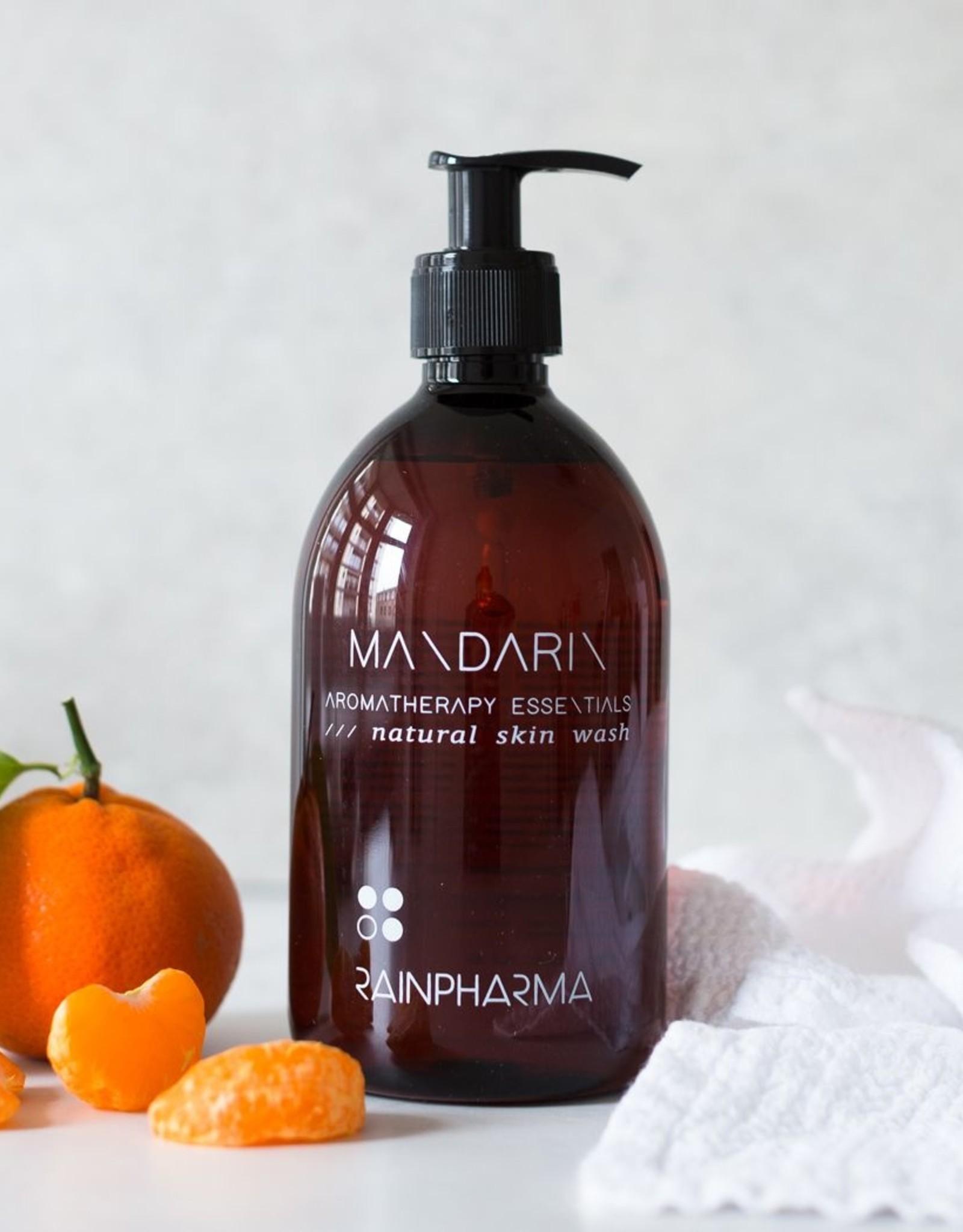 RainPharma Rainpharma - Skin Wash Mandarin 500ml