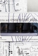 RainPharma Trio Essential Oils - Sleep & Relaxation - Rainpharma
