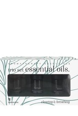 RainPharma Trio Essential Oils - Clearing & Breathing - Rainpharma