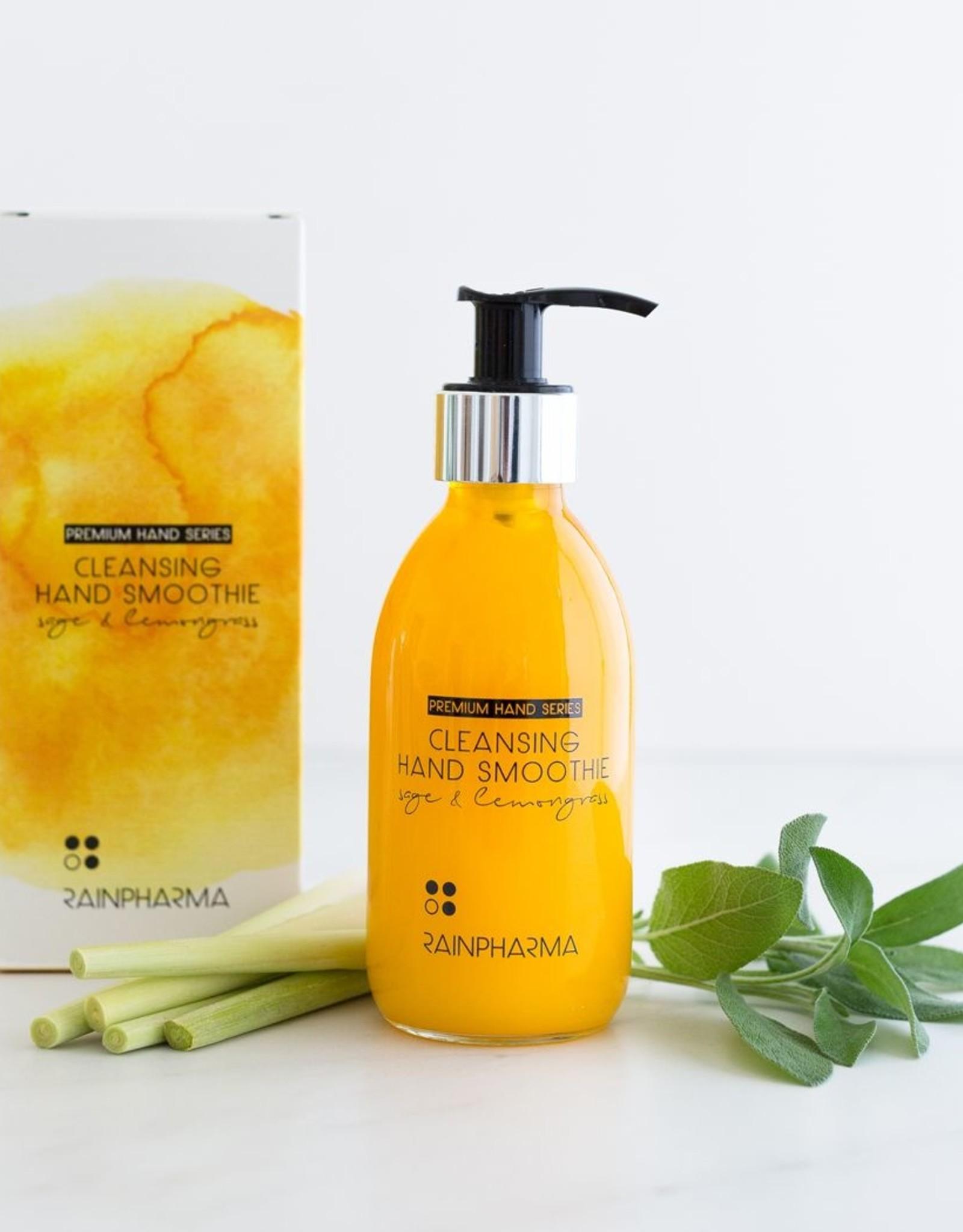 RainPharma Cleansing Hand Smoothie Sage & Lemongrass 200ml - Rainpharma