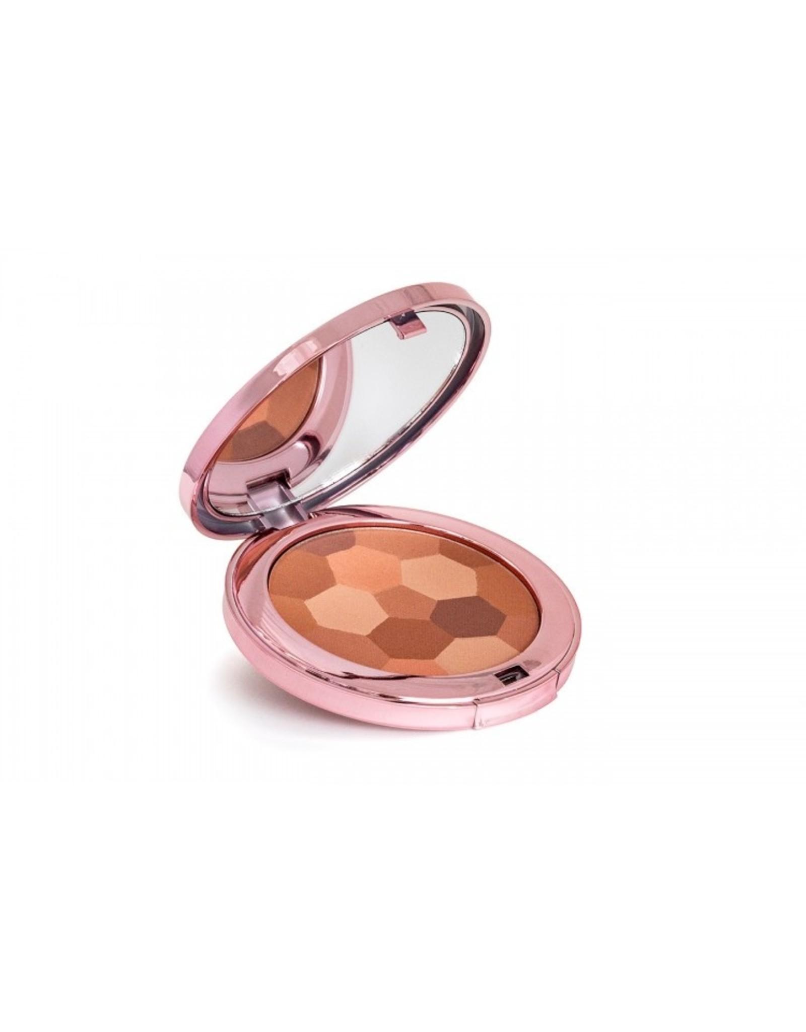 CentpurCent CentpurCent - Le Soleil Mosaic Powder pour Brunettes