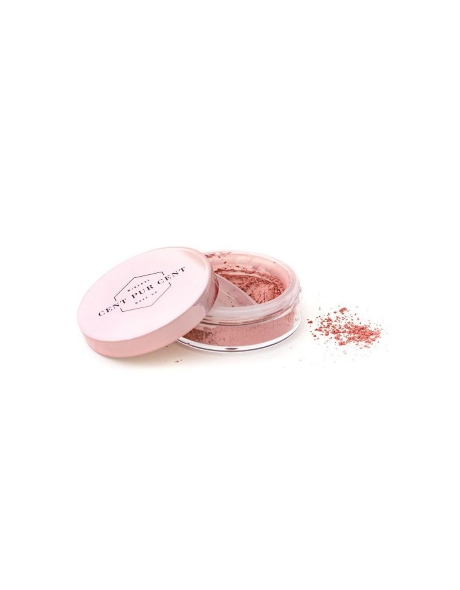 CentpurCent CentpurCent - Loose Mineral Blush Rose