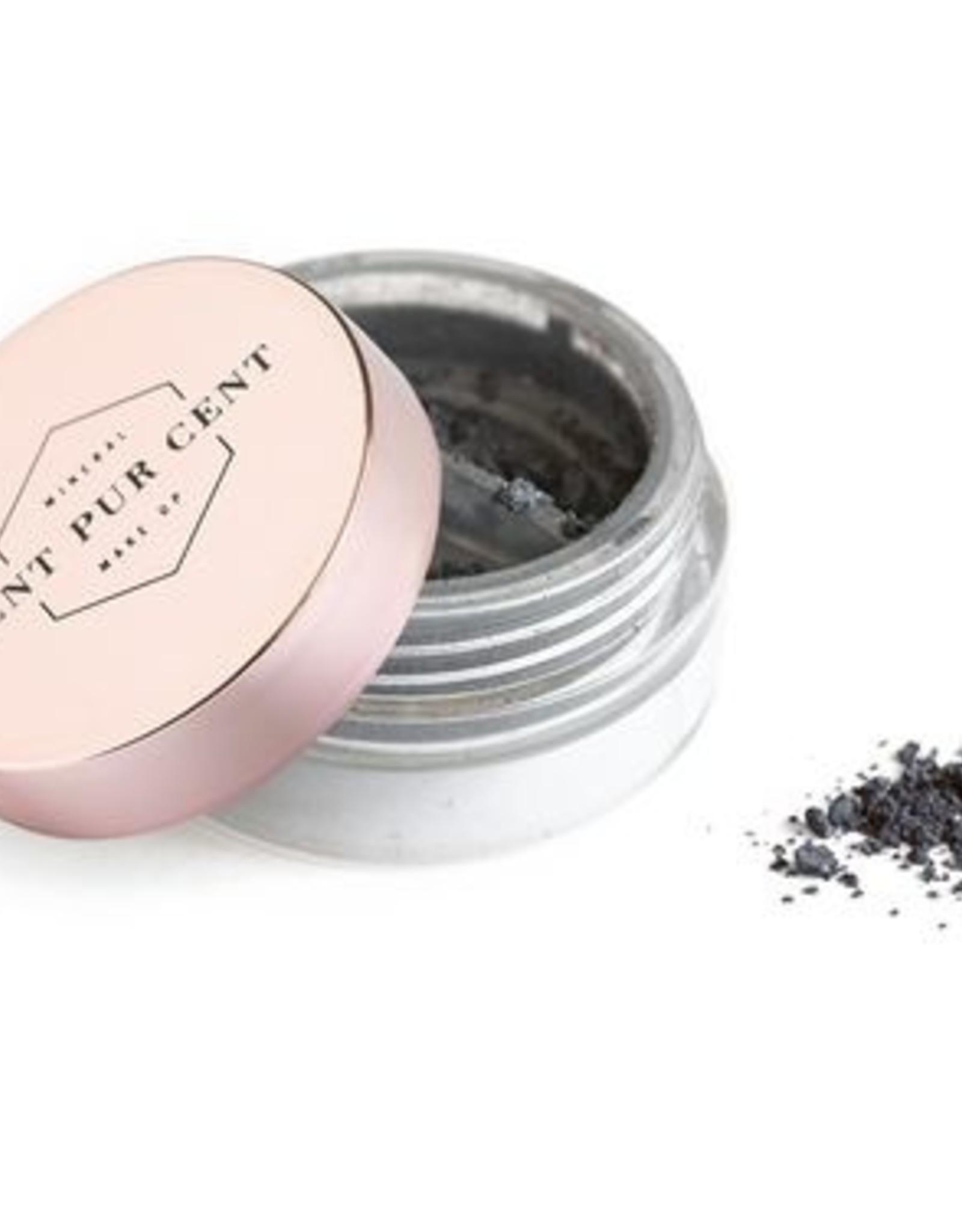 CentpurCent CentpurCent - Loose Mineral Shadow Gris Foncé