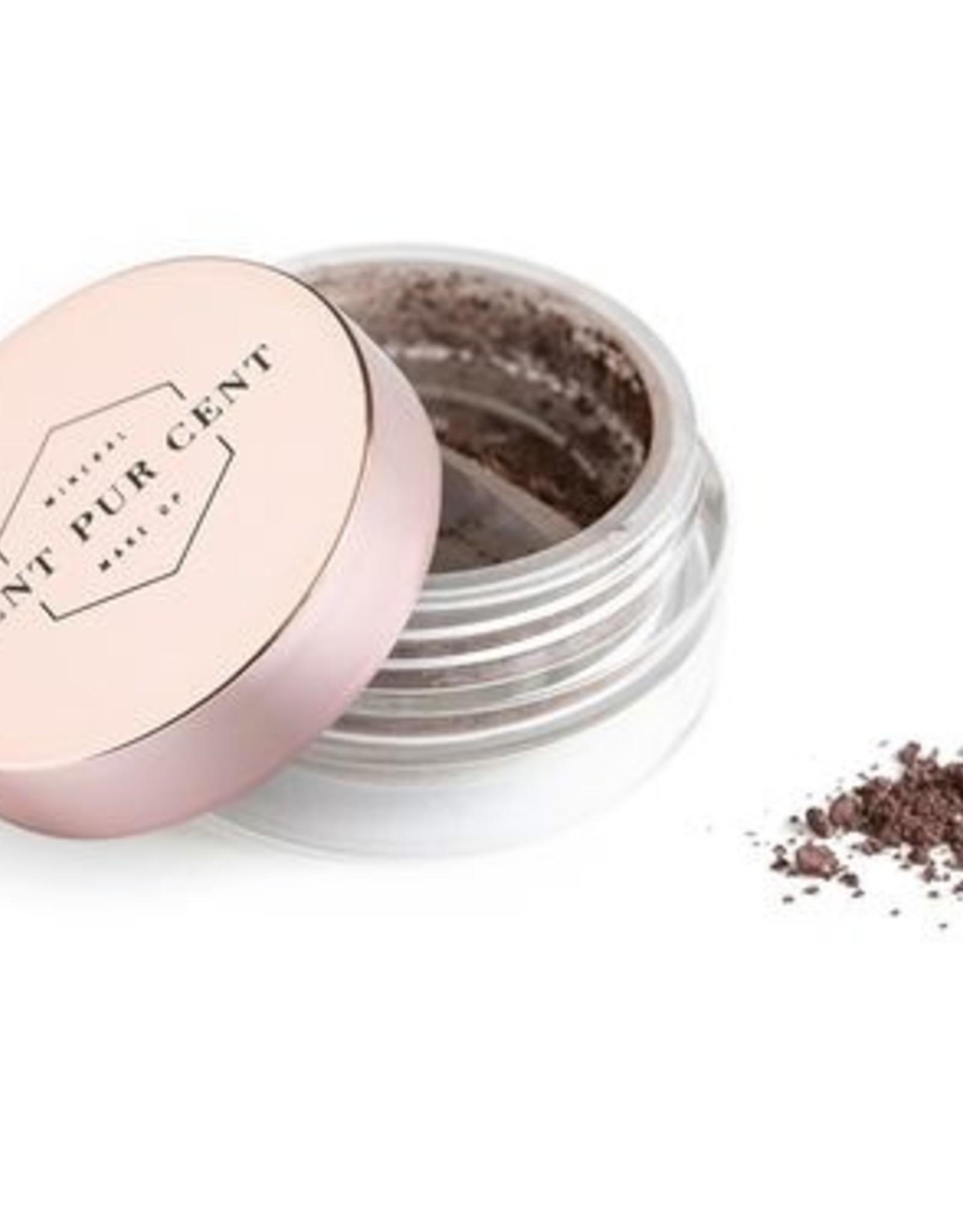 CentpurCent CentpurCent - Loose Mineral Shadow Chocolat