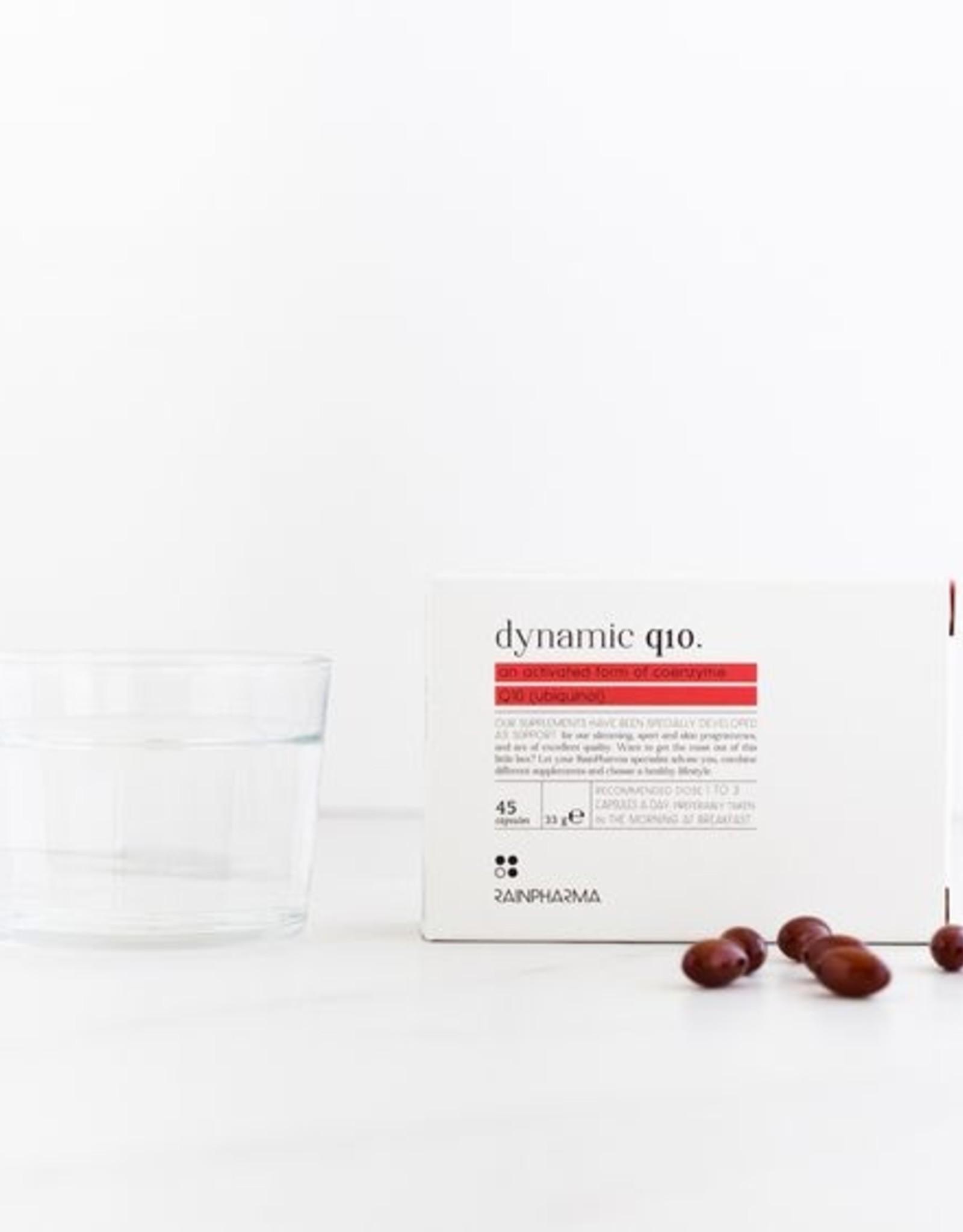 RainPharma Rainpharma - Dynamic Q10 45 caps